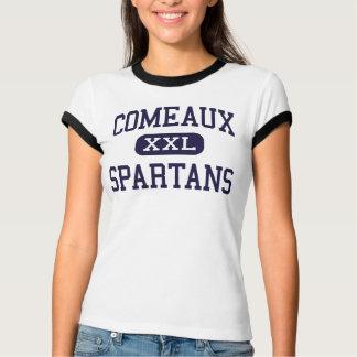 Comeaux - Spartans - hauts - Lafayette Louisiane