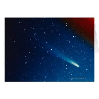 Comète de Kohoutek Carte De Vœux