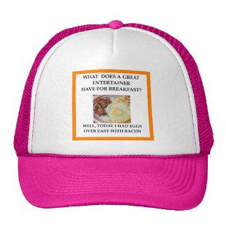 comique casquettes