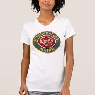 Commandant d'anthropologie t-shirt