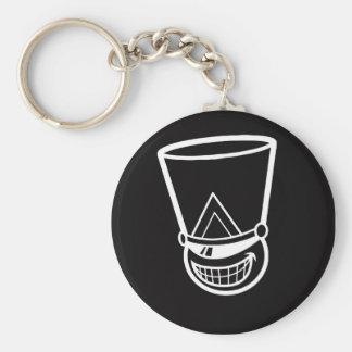 Commandant de tambour porte - clé porte-clés