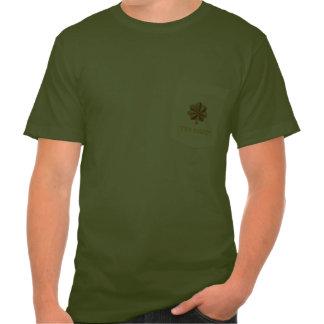 """Commandant """"essai dur """" t-shirts"""