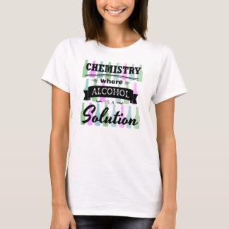 Commandants de chimie t-shirt