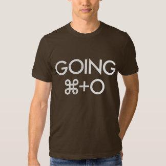 Commande allante+T-shirt d'O T-shirts