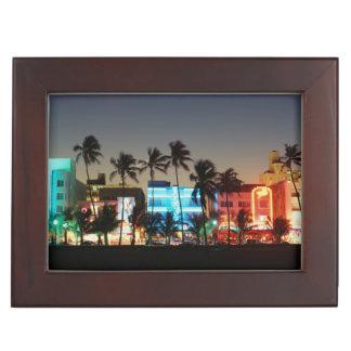 Commande des Etats-Unis, la Floride, Miami Beach, Boîtes À Souvenirs