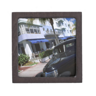 Commande d'océan, Miami Beach la Floride Boîtes À Babioles De Première Qualité