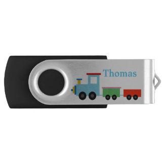 Commande d'USB de train de jouet Clé USB 2.0 Swivel
