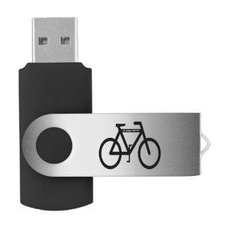 Commande instantanée d'USB 2,0 métalliques Clé USB 2.0 Swivel