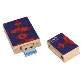 Commande instantanée en bois d'USB 3,0 de Clé USB 3.0 En Bois