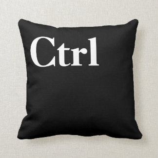 Commandez la suppression CTRL alt Del d'alt Coussin Décoratif