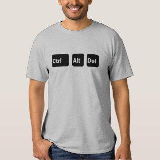 Commandez la suppression d'alt t-shirts