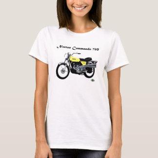 Commando 750 de Norton T-shirt