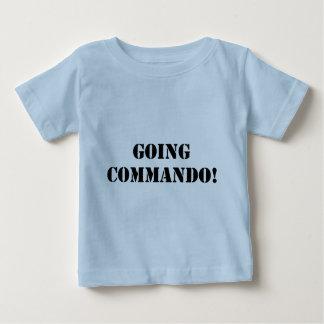 Commando allant t-shirts