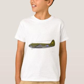 Commando de Curtiss C-46 T-shirt
