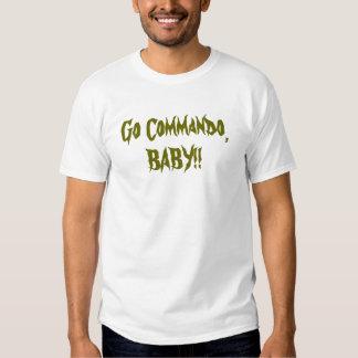 Commando de Q T-shirts
