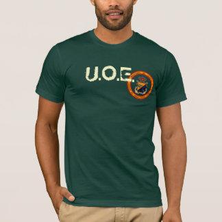 Commando marin royal espagnol t-shirt