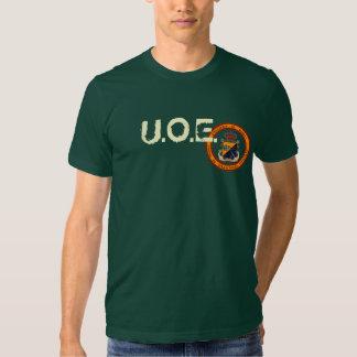 Commando marin royal espagnol t-shirts