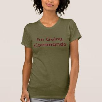 Commandos du cru (dames) t-shirt