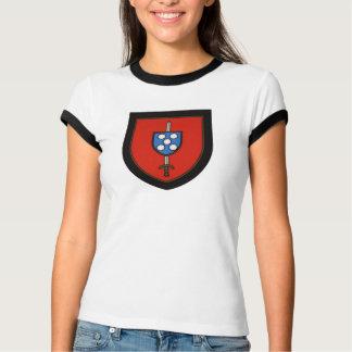 Commandos portugais d'armée t-shirts