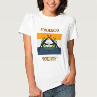 COMMANDOS SUD-AFRICAINS T-SHIRT
