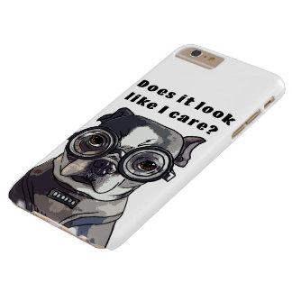 Comme je m'inquiète - collection de chien/cas coque iPhone 6 plus barely there