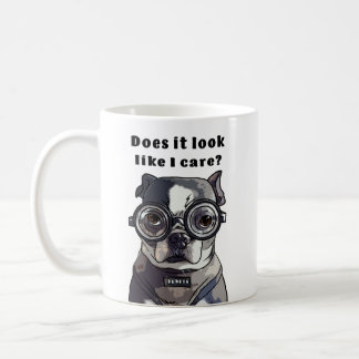 Comme je m'inquiète - mignon poursuivez la mug