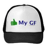 Comme mon GF (amie) Casquettes De Camionneur