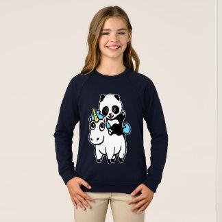 Comme par magie mignon sweatshirt