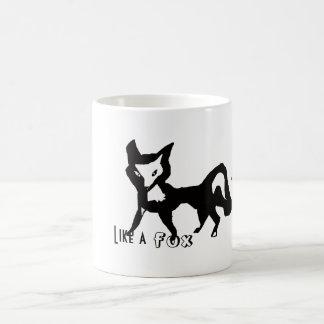 Comme un Fox Mug