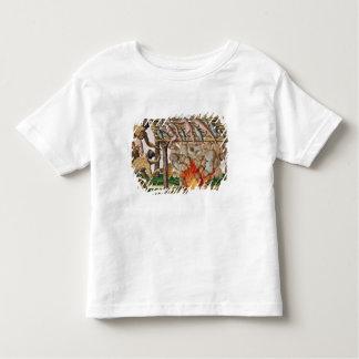 Comment griller des animaux, 'de Narratio brevis T-shirt Pour Les Tous Petits