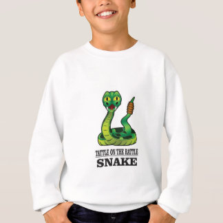 commérages sur le serpent de hochet sweatshirt