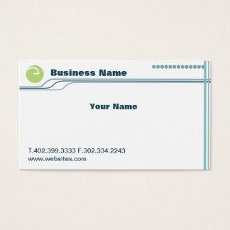commerce électronique cartes de visite