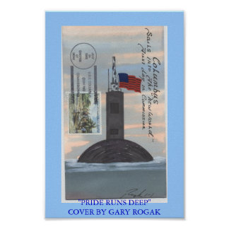 COMMISSION D'USS COLUMBUS POSTERS