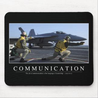 Communication : Citation inspirée Tapis De Souris