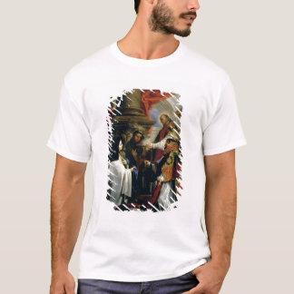 Communion de St Teresa d'Avila c.1670 T-shirt