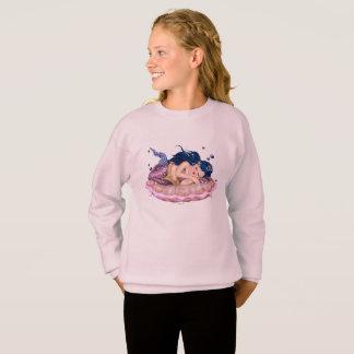 Commutateur de Hanes ComfortBlend® des filles de Sweatshirt