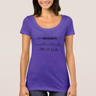 compassion (toutes les deux) t-shirt