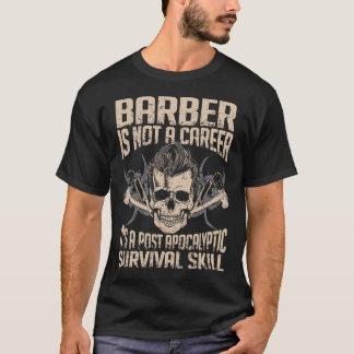 Compétence de survie de coiffeur - T-shirt chaud