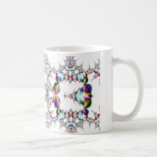 Complexe de boissons mug blanc