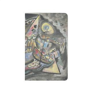 Composition : Oval gris, 1917 Carnet De Poche