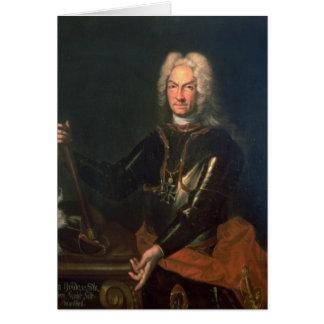Compte Guidobald von Starhemberg de Marshall de Carte De Vœux
