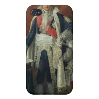 Compte Jean-Etienne-Marie Portalis 1806 Coque iPhone 4