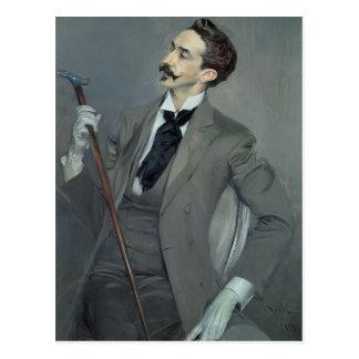 Compte Robert de Montesquiou 1897 Carte Postale
