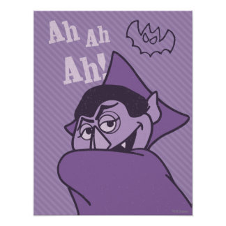 Compte von Count - oh oh oh ! Posters