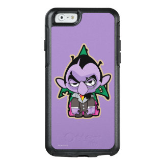 Compte von Count Zombie Coque OtterBox iPhone 6/6s