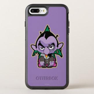 Compte von Count Zombie Coque OtterBox Symmetry iPhone 8 Plus/7 Plus