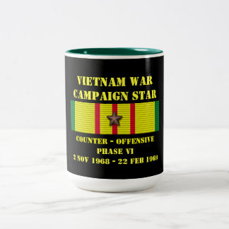 Compteur - campagne offensive de la phase VI Mug Bicolore