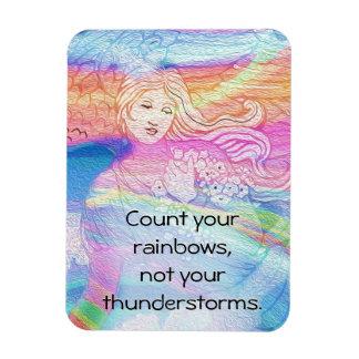 Comptez vos arcs-en-ciel, non vos orages magnets souples