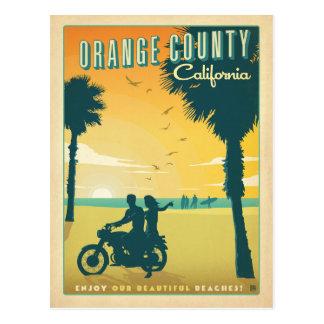 Comté d'Orange, CA Carte Postale