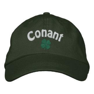 Conant - trèfle de quatre feuilles - customisé casquette brodée